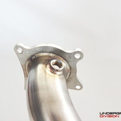 UD 3'' 76mm Downpipe for VAG 2.0TSI/TFSI EA888.1 EA113 FWD Only