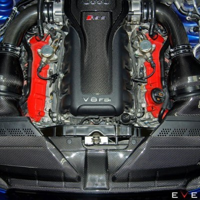 EVENTURI AIR INTAKE AUDI B8 RS5 / RS4