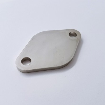 UD STAINLESS STEEL EGR BLANKING PLATE