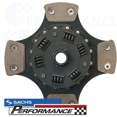SACHS Performance Clutch Disc Sintered 240MM (795NM) VAG 1.9TDI PD 1.8T (6 SPEED MANUAL GEARBOX) - 881864.001490