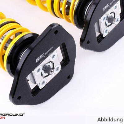 ST COILOVERS ST XTA (adjustable damping with top mounts) GALBANIZED STEEL HONDA CIVIC TYPE R FK8