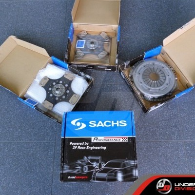 SACHS Performance Clutch Disc Organic 240MM (540NM) VAG 2.0TDI / 2.0TFSI / 2.0TSI - 881864.999502