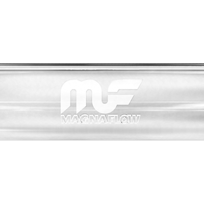 UNIVERSAL MUFFLER MAGNAFLOW 4'' ROUND #10444 - 2'' (50MM) (CLEARANCE)