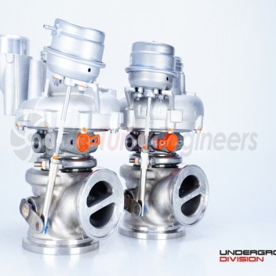 TTE900M+ Turbos Upgrade for BMW M5 F10 / M6 Fx