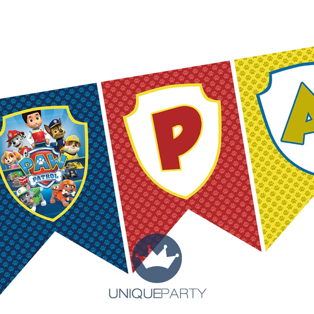 Bandeira PATRULHA PATA