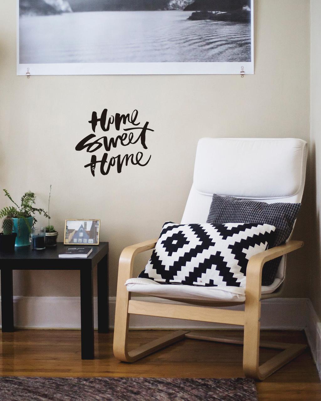 VINIL - HOME SWEET HOME