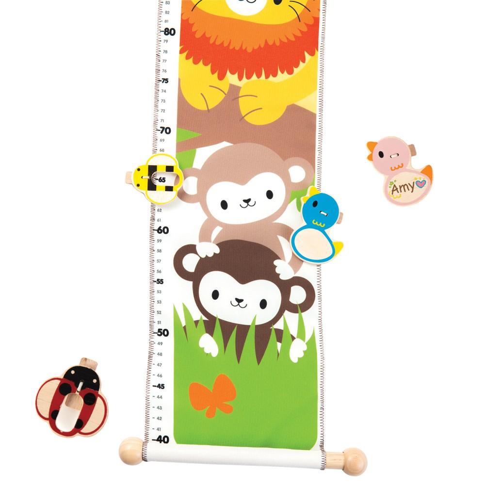 Tabela de Altura da Selva