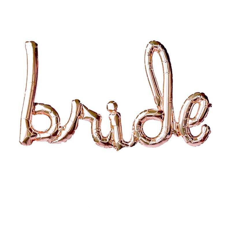 Balão BRIDE