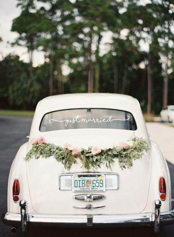 VINIL - JUST MARRIED
