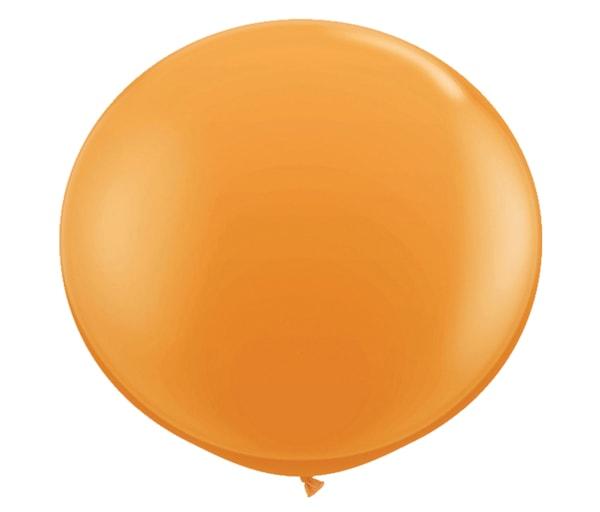 Balão 50 CM LARANJA