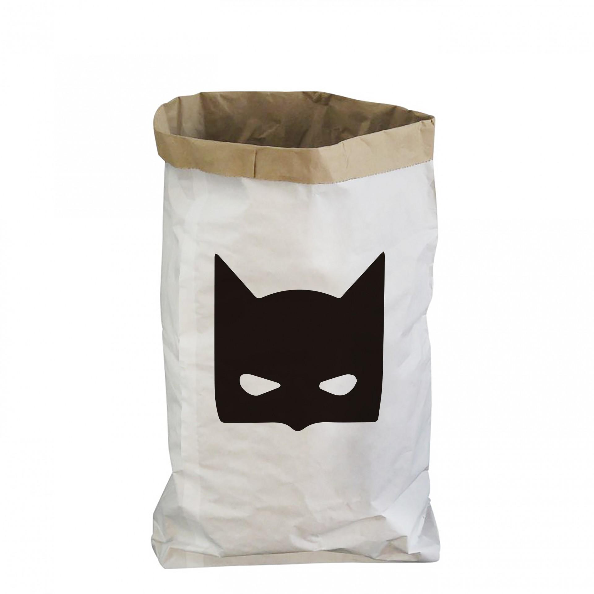 Saco de Papel - BATMAN
