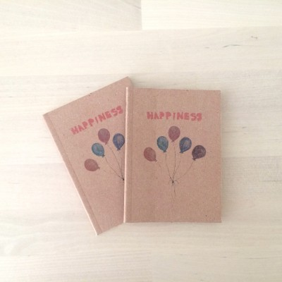 NOTEBOOK - HAPINESS