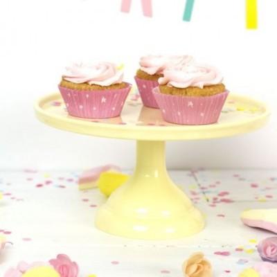 CAKE STAND AMARELO