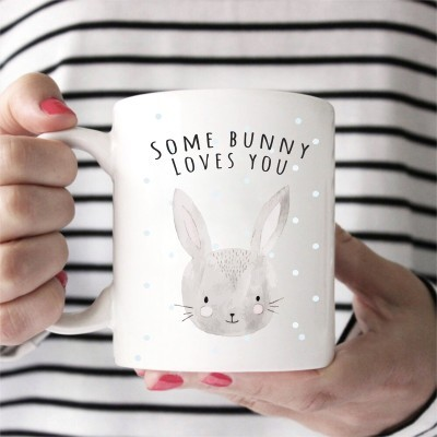 CANECA SOMEBUNNY LOVES YOU