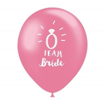 Balões ROSE GOLD  TEAM BRIDE
