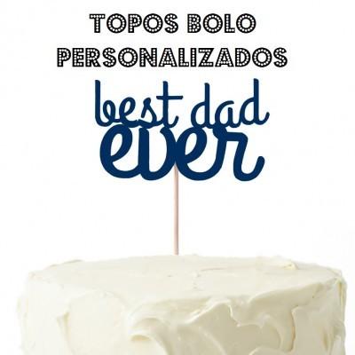 TOPOS DE BOLO PERSONALIZADOS