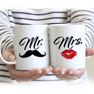 CANECA MR. - MRS.