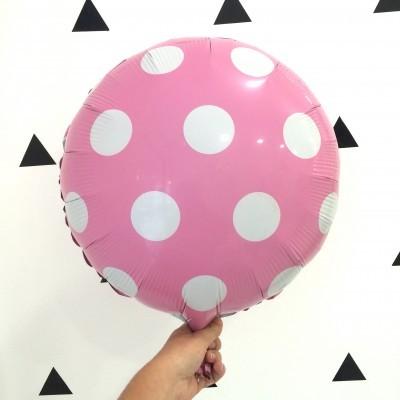 Balões BOLAS - ROSA
