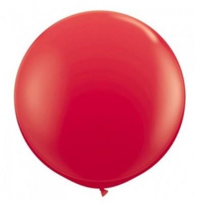Balão 50 CM VERMELHO