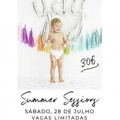 Mini Sessão Verão - 28 de Julho - Leiria