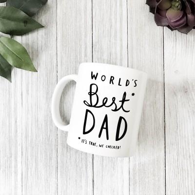 CANECA BEST DAD