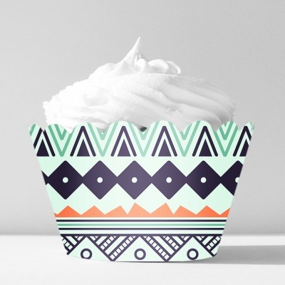 Wrapper de Cupcake - EXPLORE