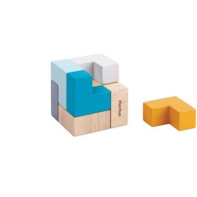 Puzzle Cubo 3D