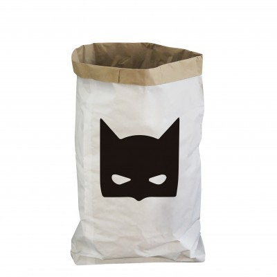 Saco de Papel - BATMAN