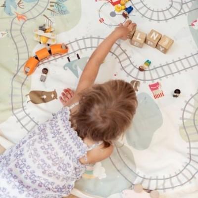 Play & Go Mapa de Comboio