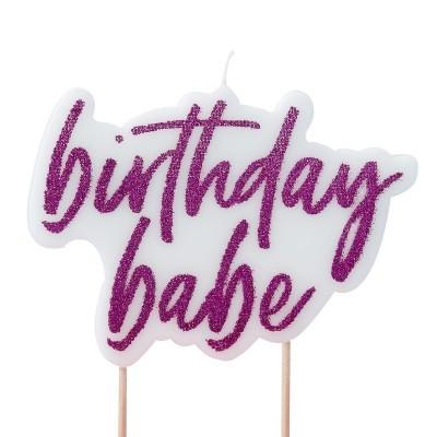 Vela BIRTHDAY BABE
