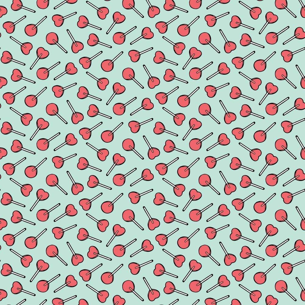 Sweet Lollypop - mint