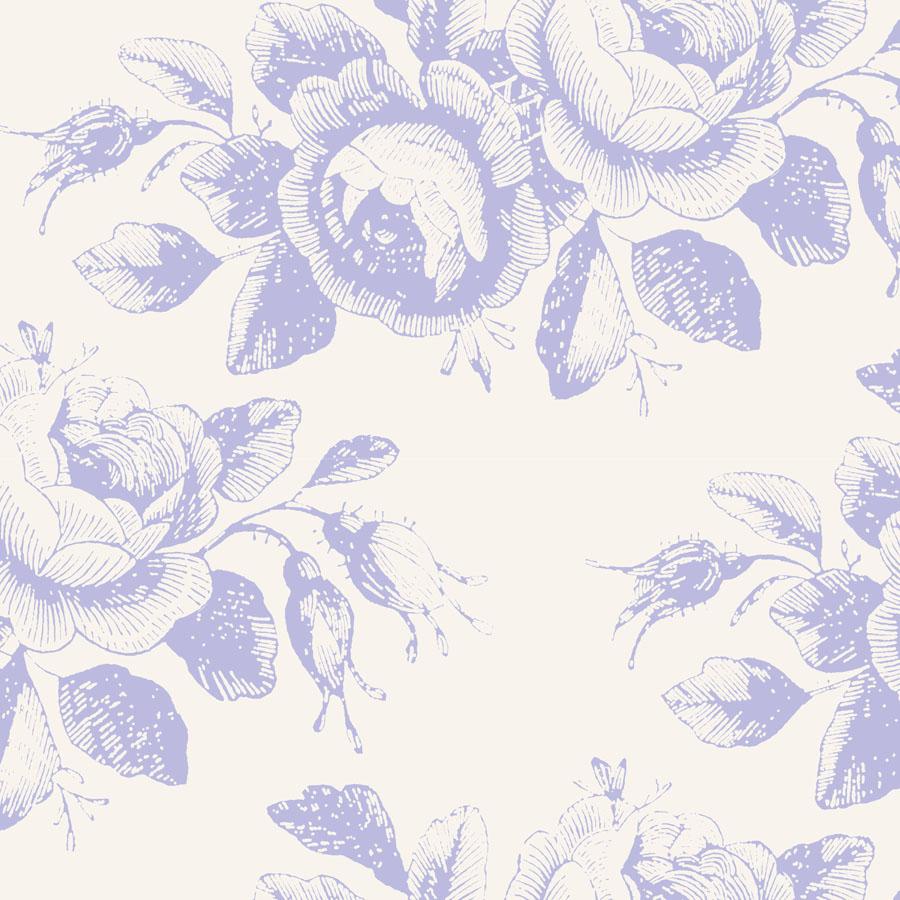 Tilda - Old Rose -  Mary Blue