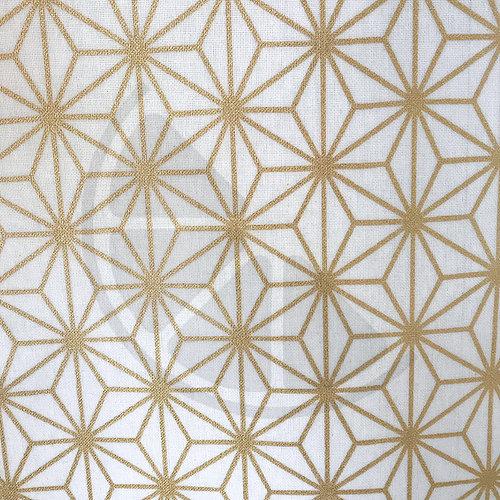 Gold - Geométrico (plastificado)