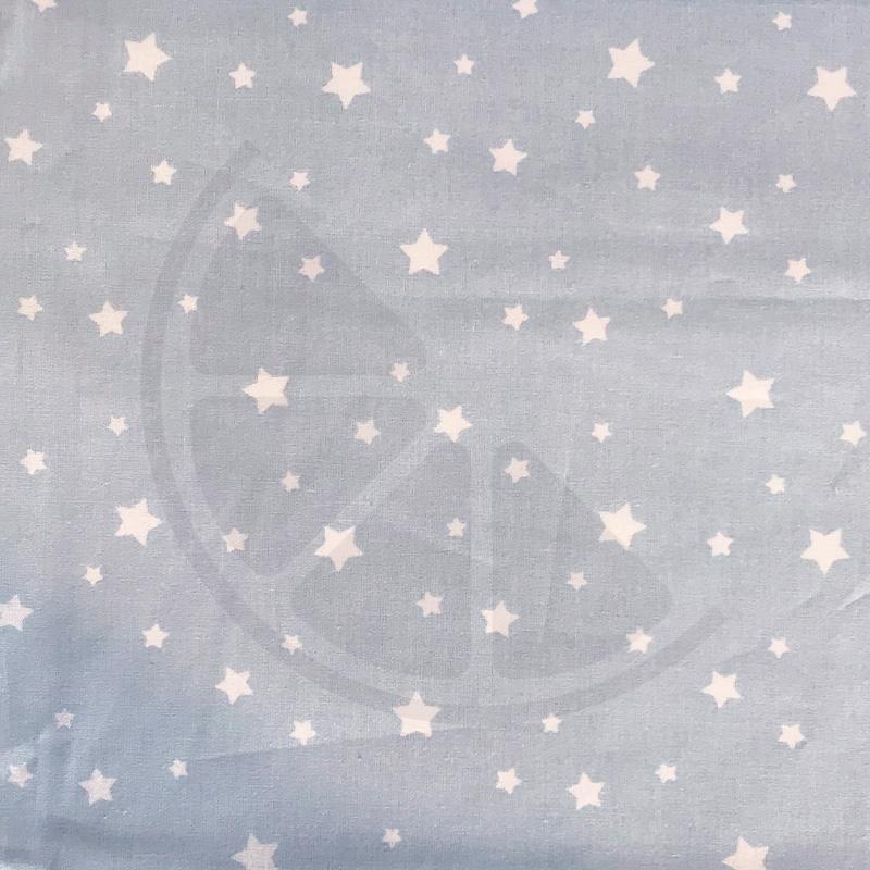 Estrelas fundo azul gelo
