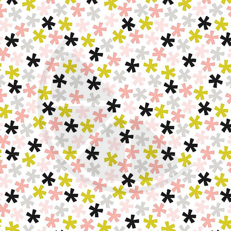 Meow - Asterisco fundo branco