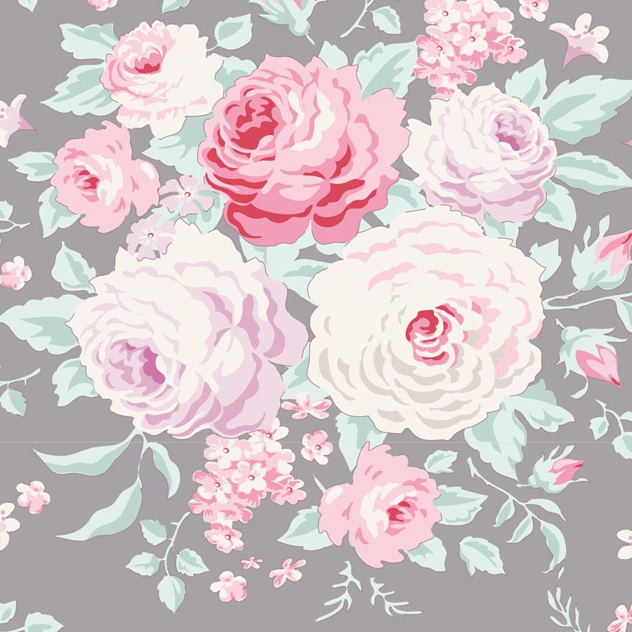 Tilda - Old Rose - Lydia Grey