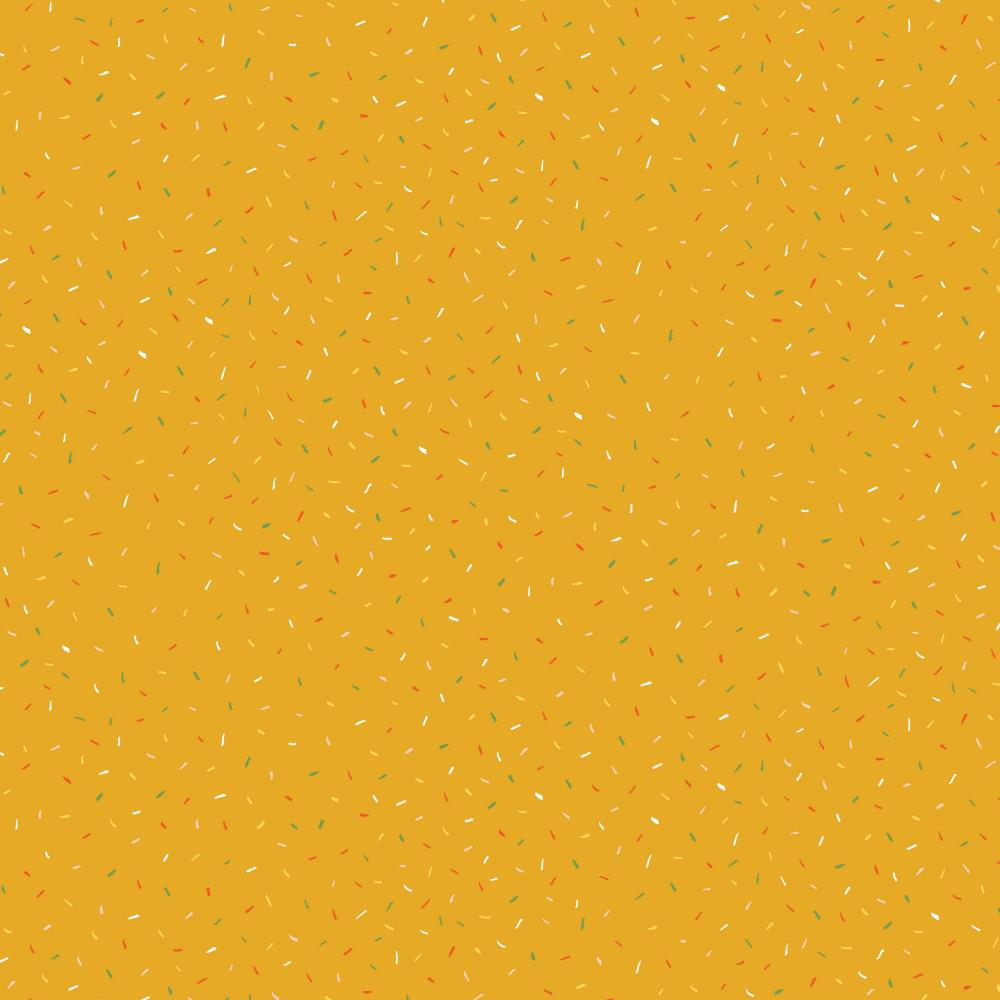 Party sprinkles - Yellow