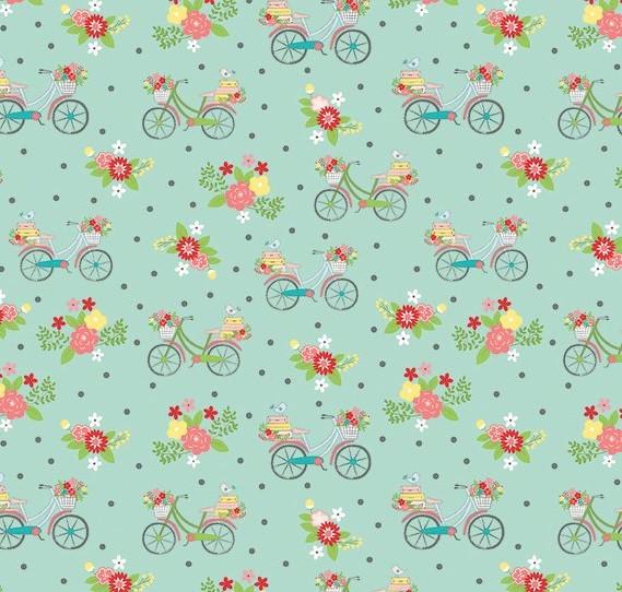 Vintage Adventure - Aqua Bicycles