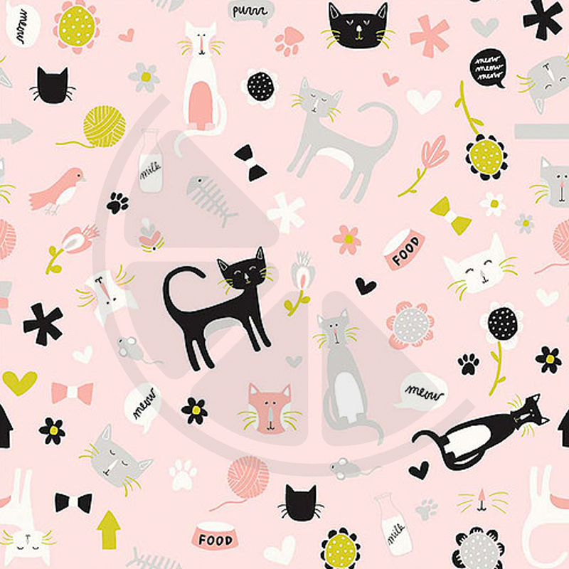 Meow - main rosa