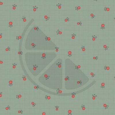 Garden Whimsy - Fruity Dot