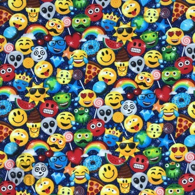 Emoji collage