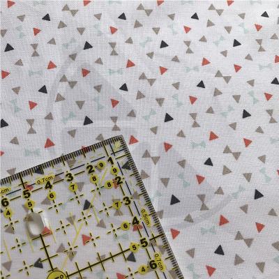Mini Triângulos coloridos