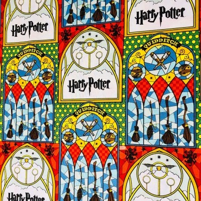 Harry Potter - Vitral
