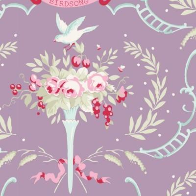 Tilda - Old Rose - Birdsong Mauve Lilac - PRÉ VENDA