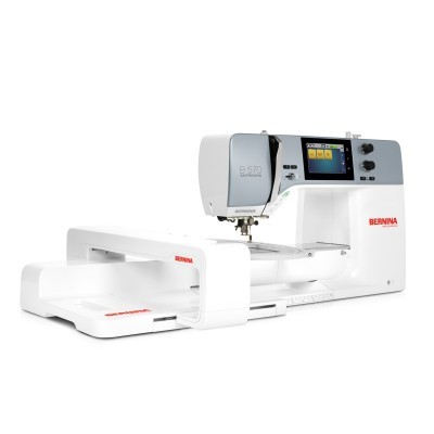 BERNINA 570 QE C/MODULO DE BORDAR