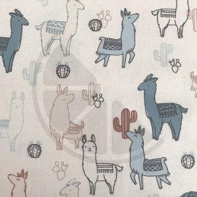 Lamas - Azul