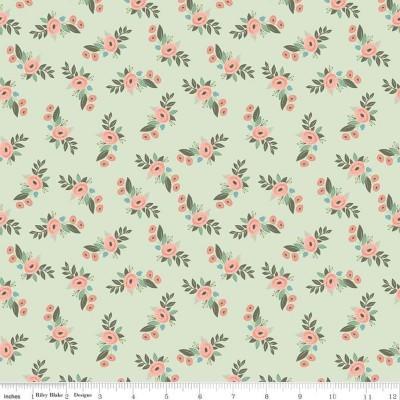 Bliss - Floral Mint
