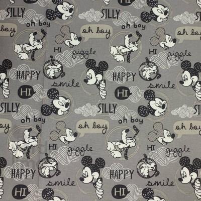 Mickey - oh boy!