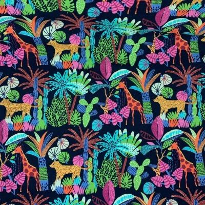 Selva colorida