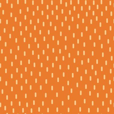 Selva Colorida - chuva laranja
